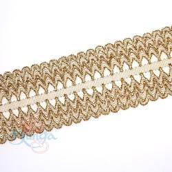 #F97 Gold Metallic Trimming - 1 Meter