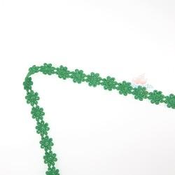 1031 Small Chemical Prada Lace Green - 1 Meter