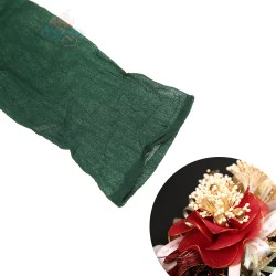 Stocking Cloth for DIY Flower - Deep Green 1 piece