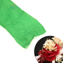 Stocking Cloth for DIY Flower - Light Green 1 piece