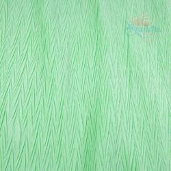 Polisilk Zig Zag Pleated 60 inch - Light Green 531